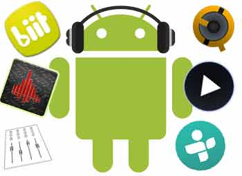 the best applications of android tv music